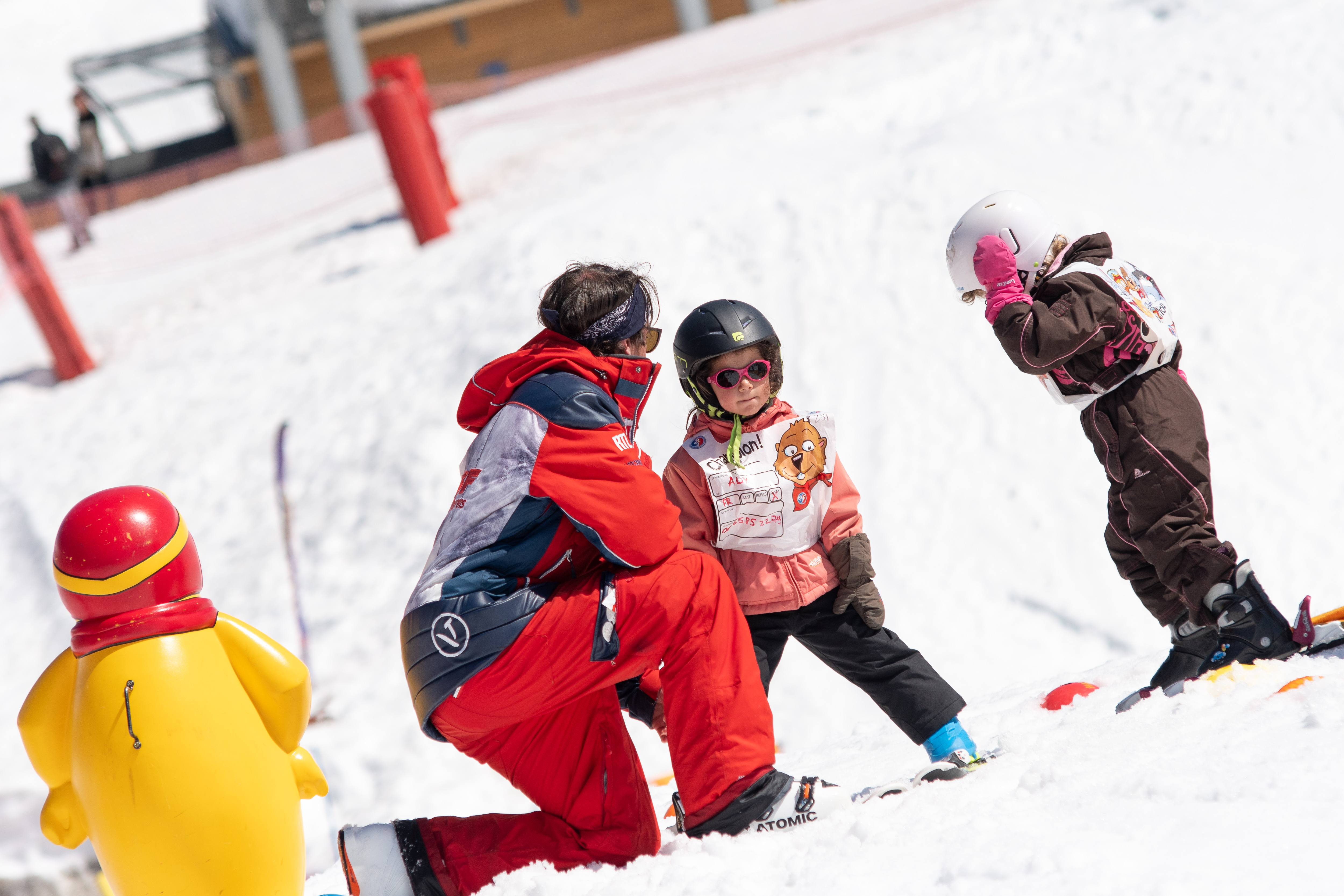 services enfants val thorens