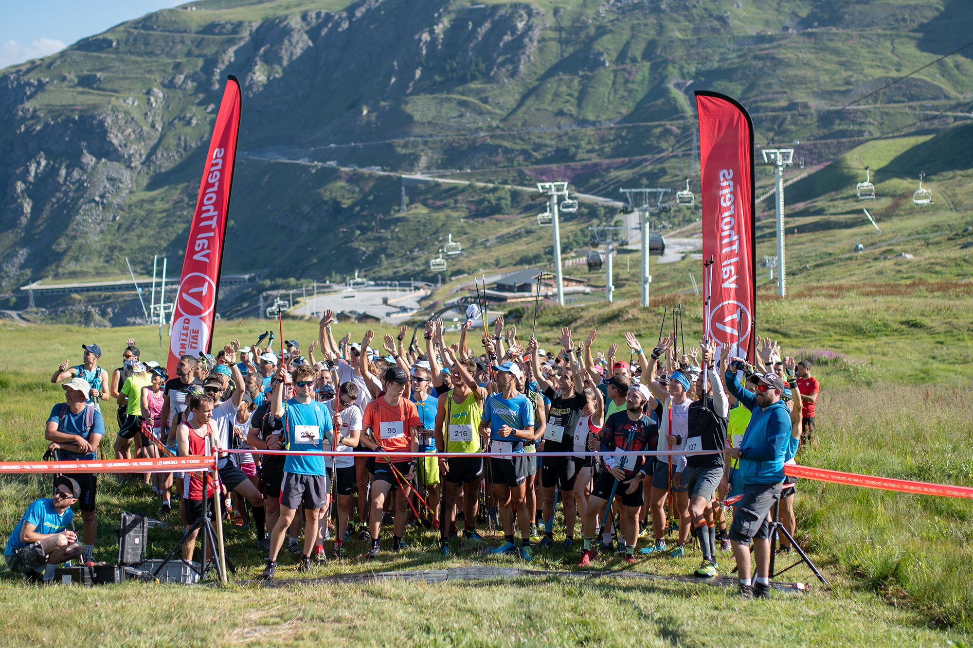 trail val thorens