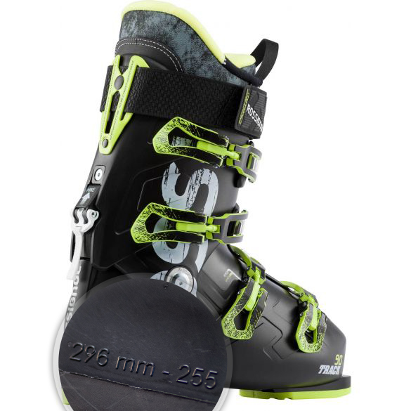 length of ski boot sole